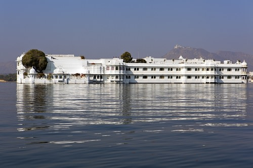 Taj Lake Palace in Udaipur Rajasthan