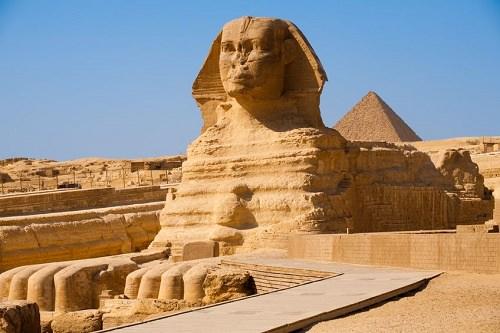 The Pyramids Egypt