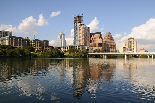 Bicycling in Austin, Texas