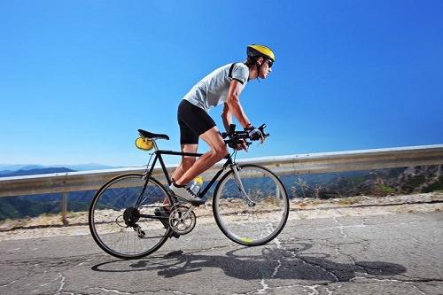 Bicycling in Davis, California