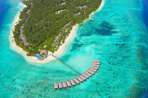 Honeymoon in Maldive Islands