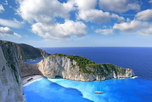 10 Must-See Greek Beaches