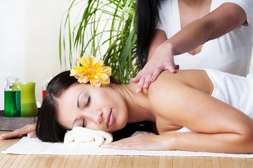 Thai massages