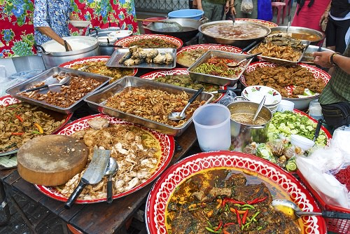 Thailand has some of the best food you're ever likely to taste