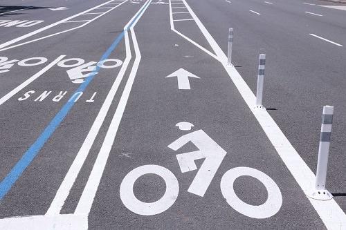 Bicycling in Washington DC