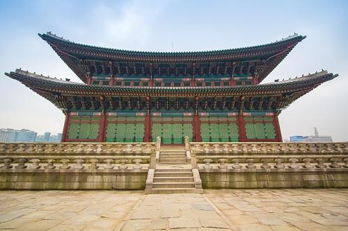 Gyenongbok Palace