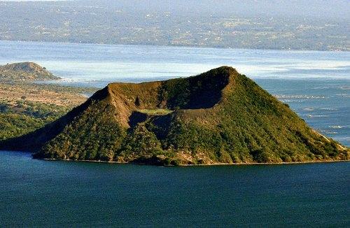 Hike up a volcano
