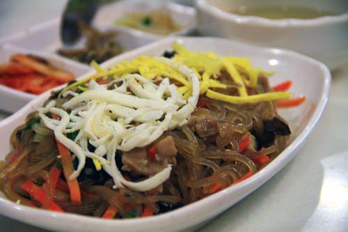 Korean Feasts