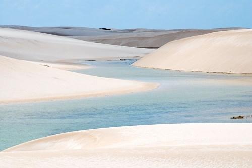 Lencois Maranhenses National Park in Brazil