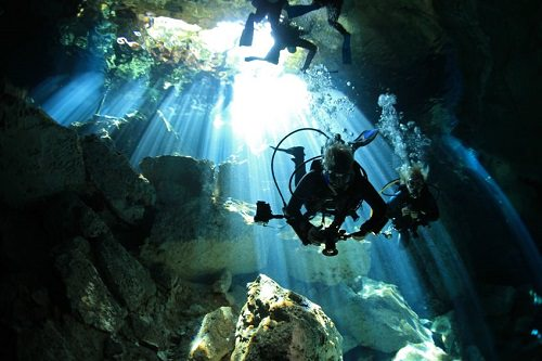 Most Amazing Caves for Cave Divers