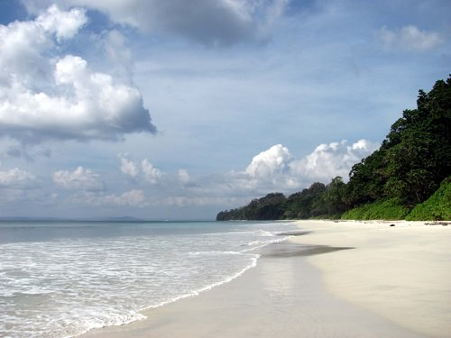 Radhanagar Beach Havelock Island
