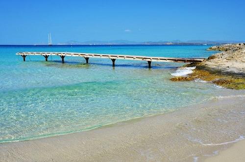 Ses Illetes, Formentera Balearic Islands
