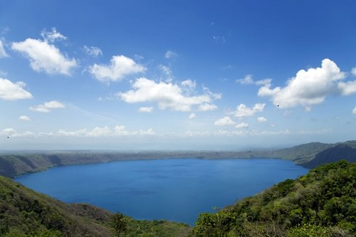 Visit the Apoyo Lagoon