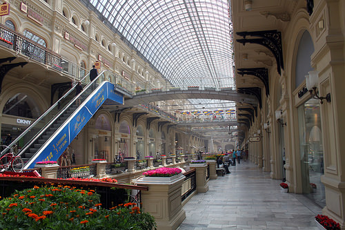 Shopping, Russian style