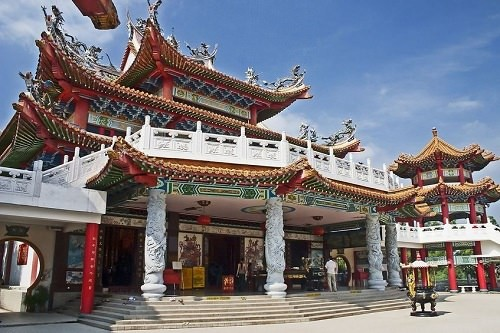 The Thean Hou Temple