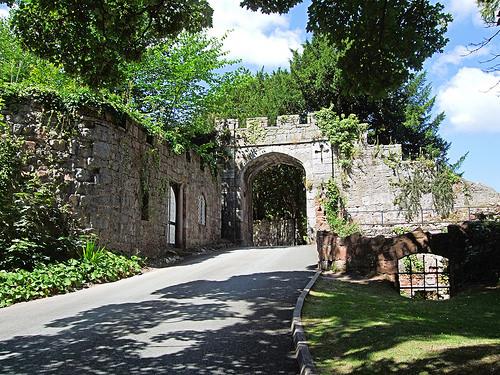 Ruthin Castle