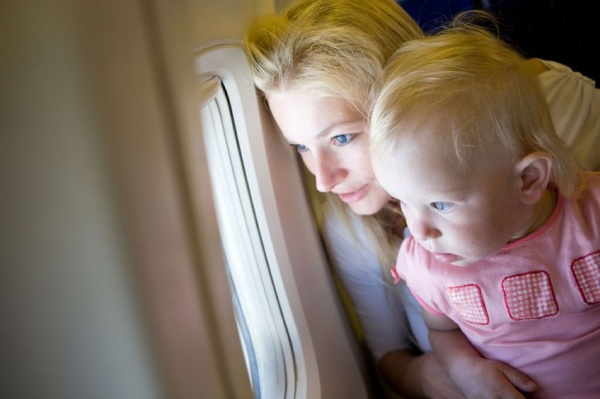 Private jet charters are not suitable for pregnant women and families with kids