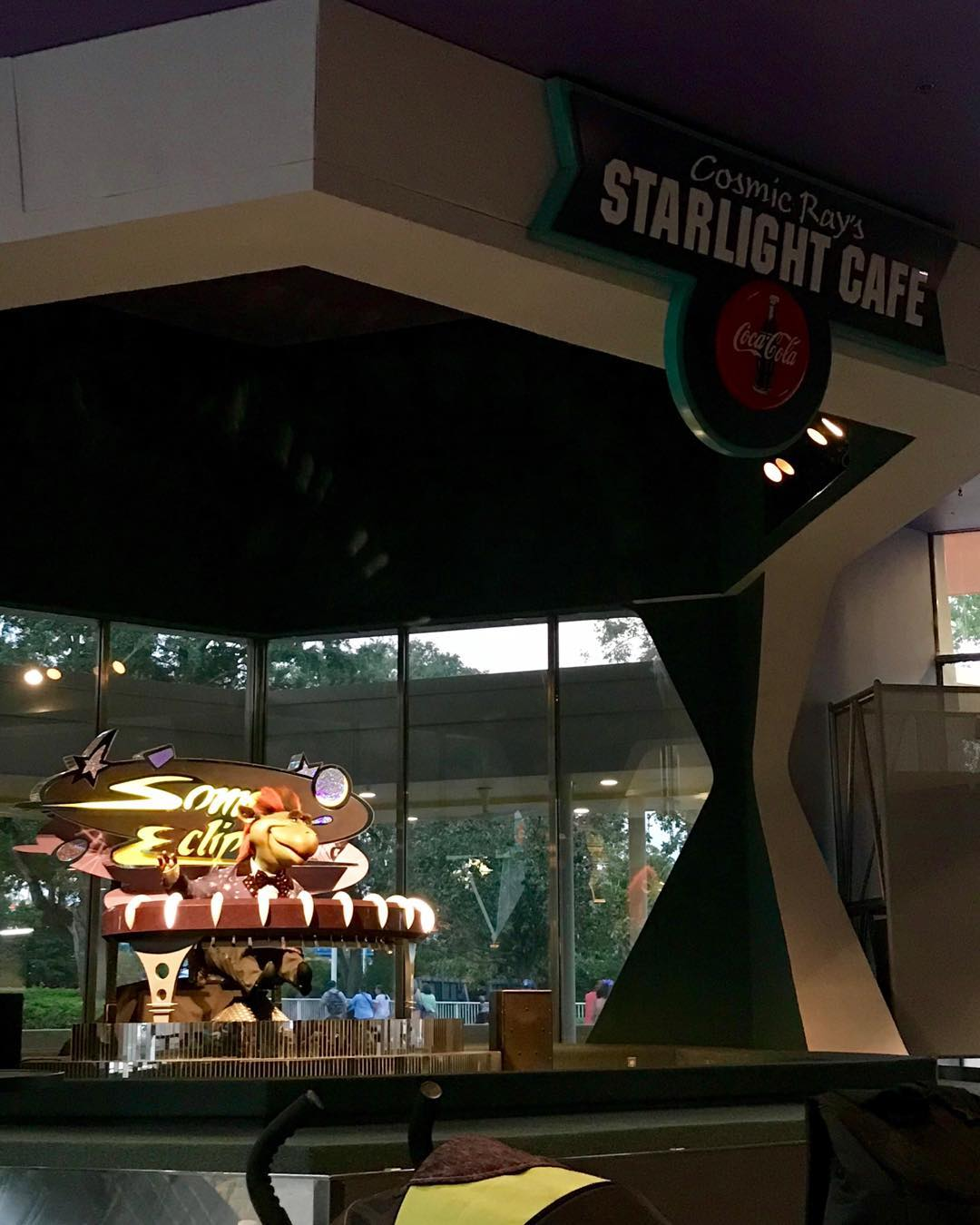 Disney Eating on a Budget Cosmic Ray's Cafe