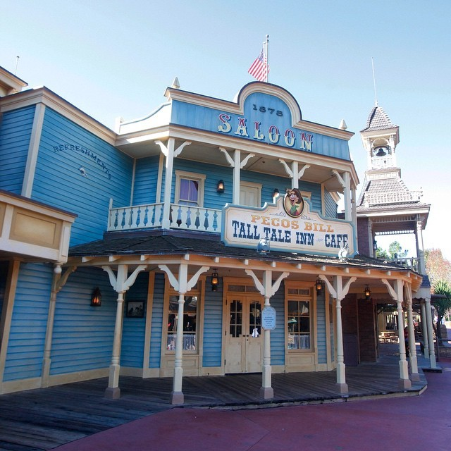 Disney Eating on a Budget Pecos Bill Cafe