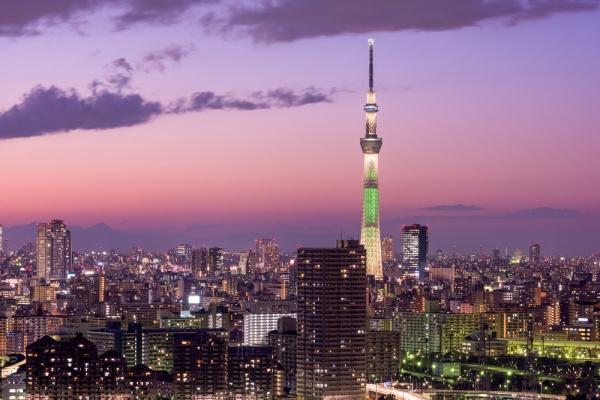 Amazingly Romantic Attractions in Tokyo