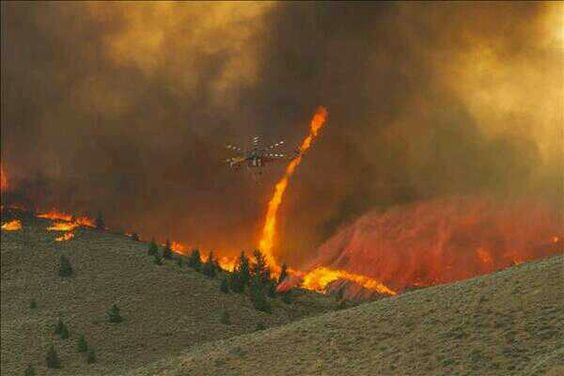 8 Extremely Dangerous Firenados around the World