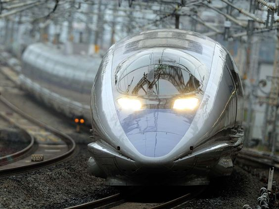Why Riding a Shinkansen in Japan Is So Worth It