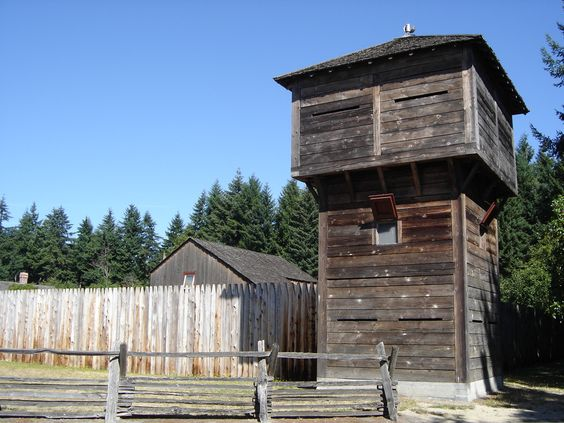 Historic Fort Nisqually