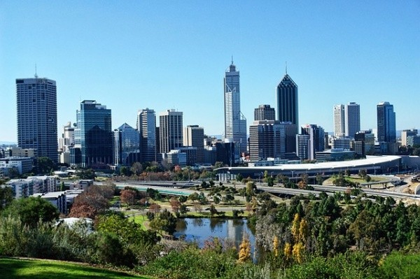 I Am in Love with Perth, Australia