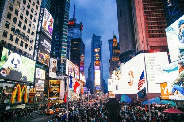 8 Facts about Times Square That Will Blow Your Mind