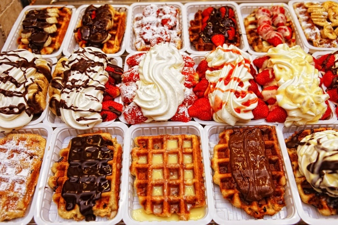 8 Awesome Destinations for Food Lovers - Brussels, Belgium