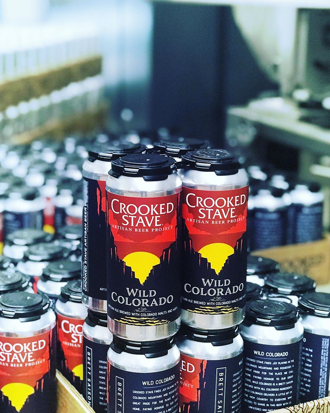 Denver's Best Craft Breweries Crooked Stave Artisan Beer Project