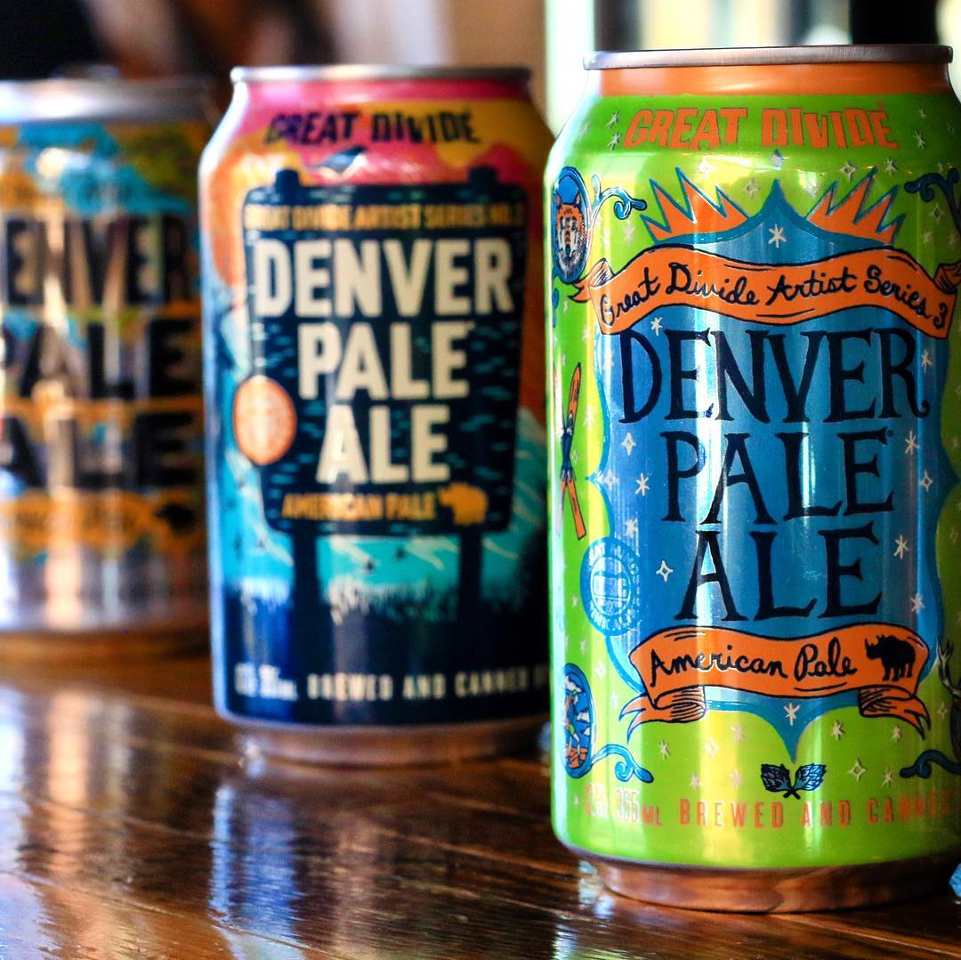 Denver's Best Craft Breweries Great Divide Brewing Co.