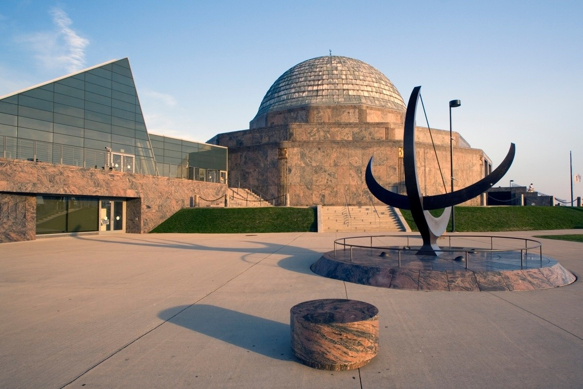 How to Explore Chicago for Free - Adler Planetarium