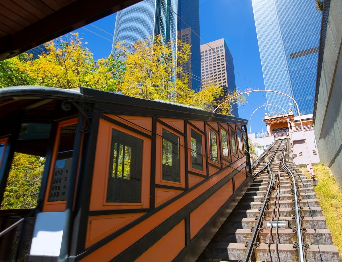 LA Attractions for Locals and Tourists Angel's Flight Railway