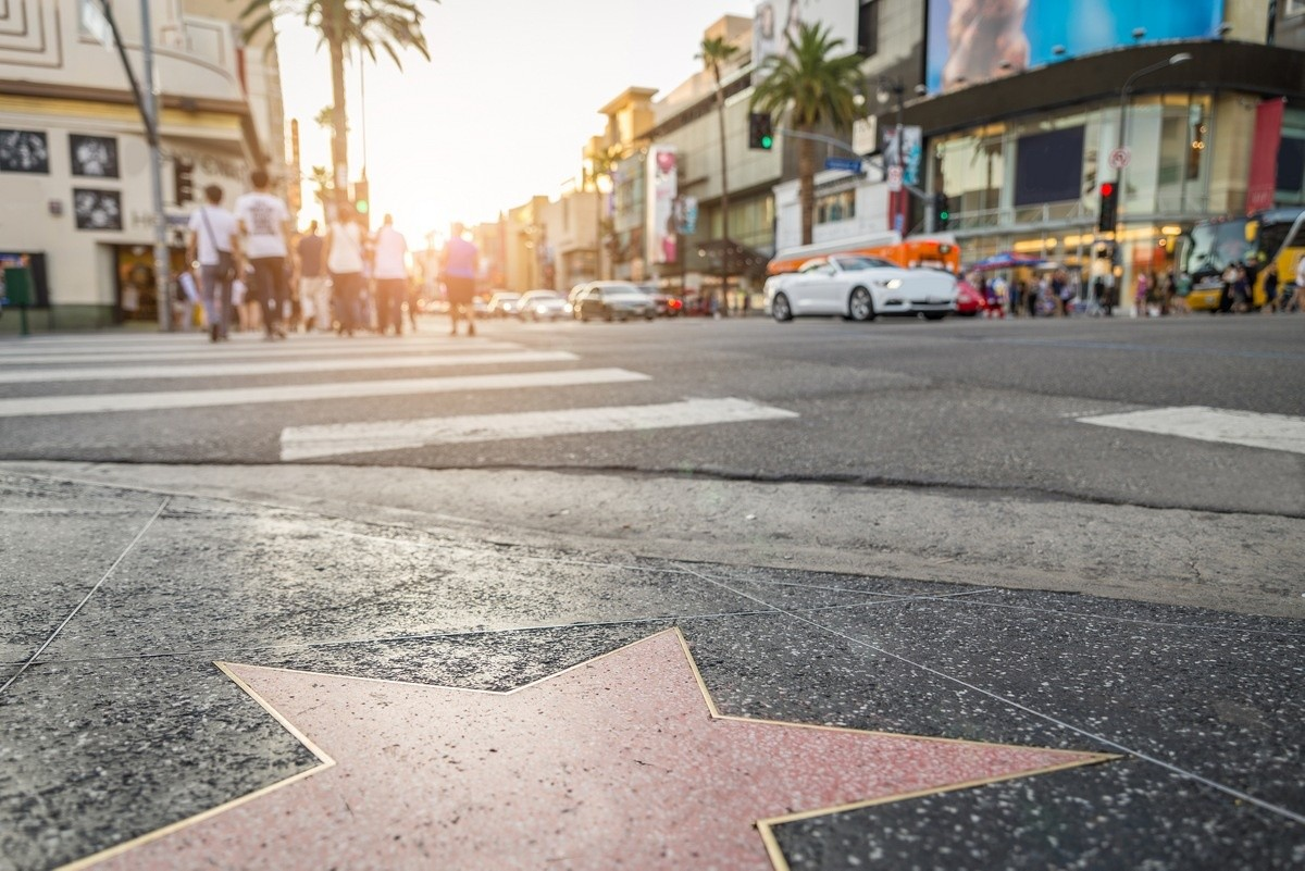 LA Attractions for Locals and Tourists Hollywood Walk of Fame
