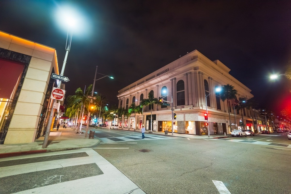 LA Attractions for Locals and Tourists Rodeo Drive