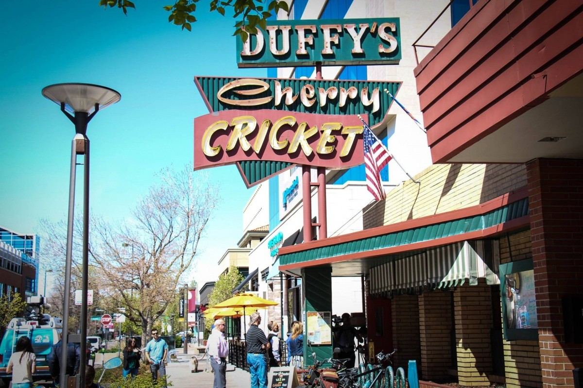 Restaurants Near Colorado Convention Center Cherry Cricket