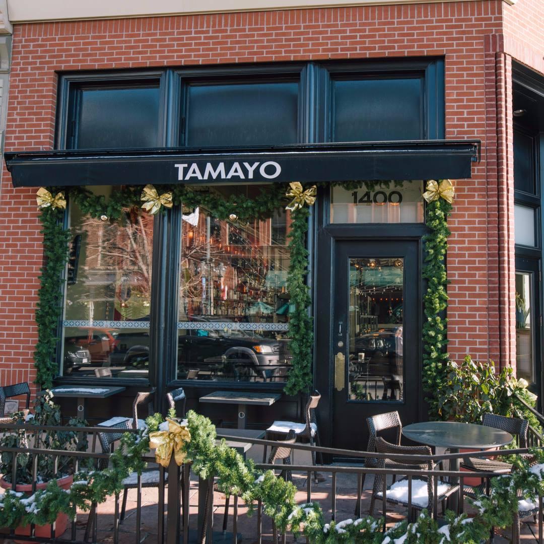 Restaurants Near Colorado Convention Center Tamayo