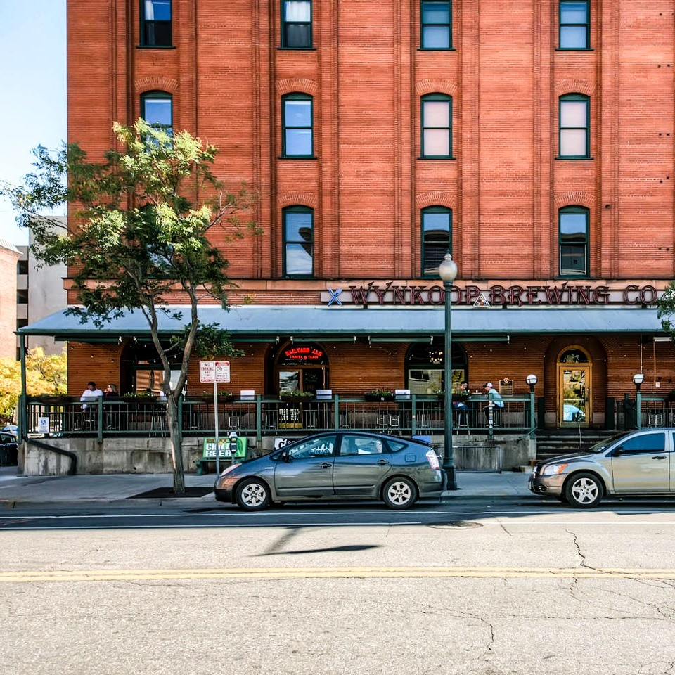 Restaurants Near Colorado Convention Center Wynkoop Brewery