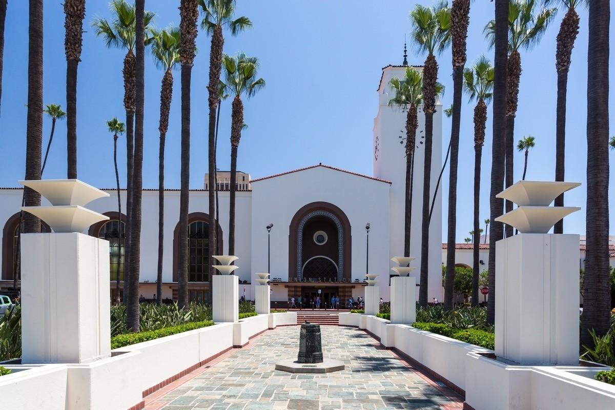 LA's Most Famous Film Locations Union Station
