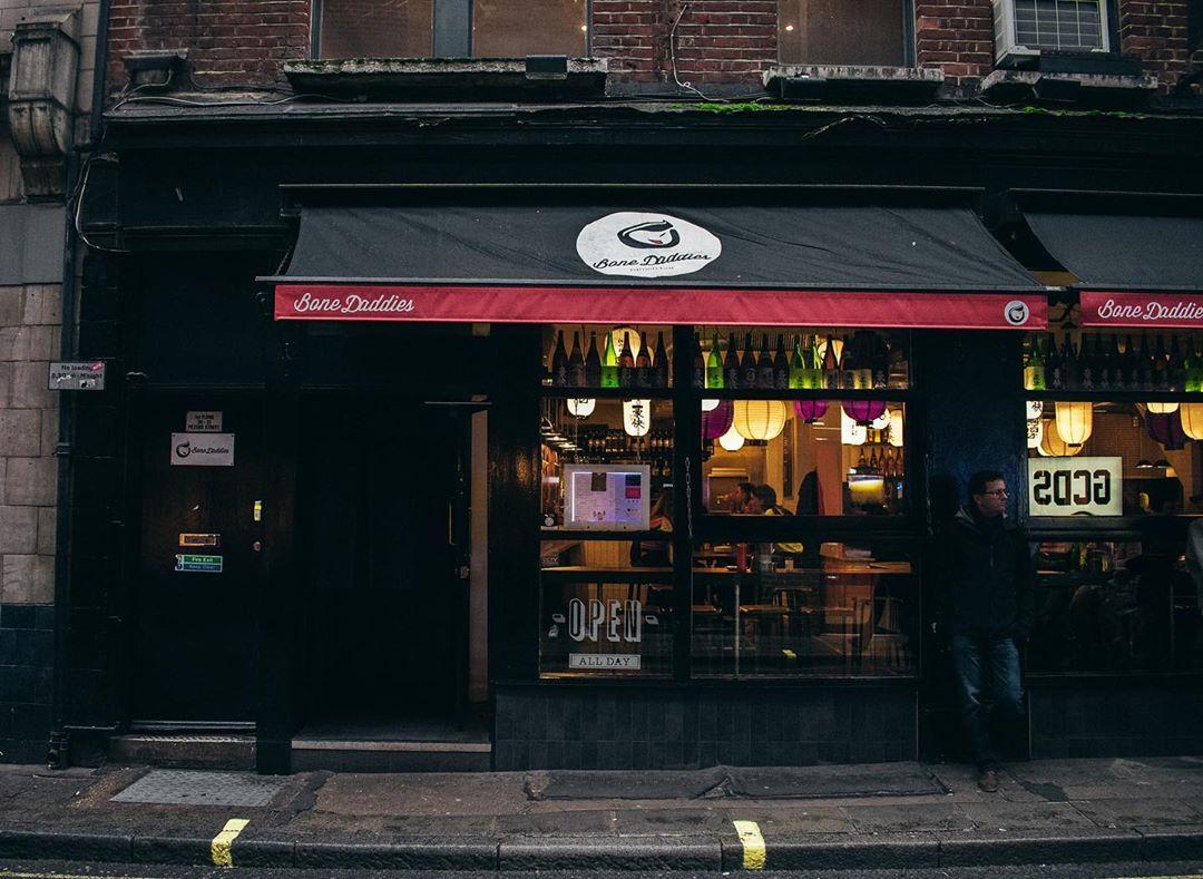 Bone Daddies 10 Great Japanese Restaurants in London