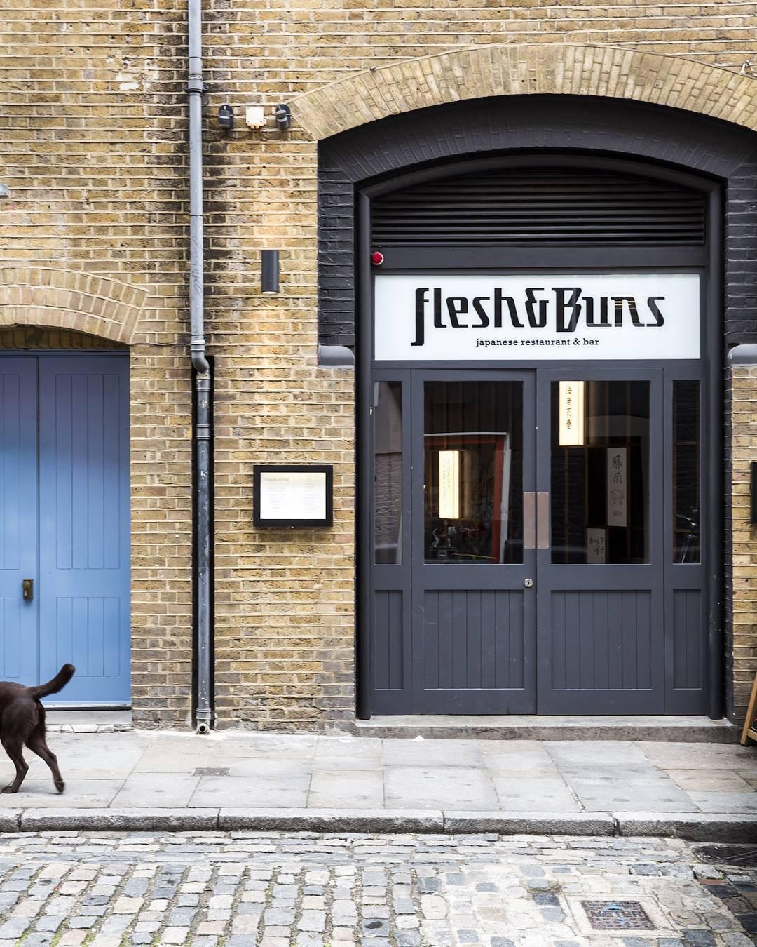 Flesh & Buns 10 Great Japanese Restaurants in London