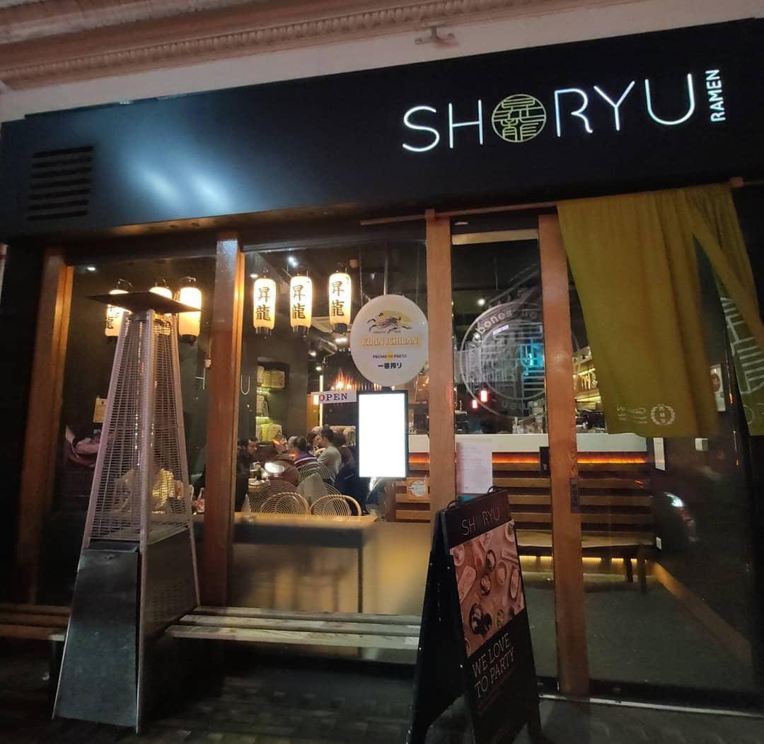 Shoryu Ramen 10 Great Japanese Restaurants in London